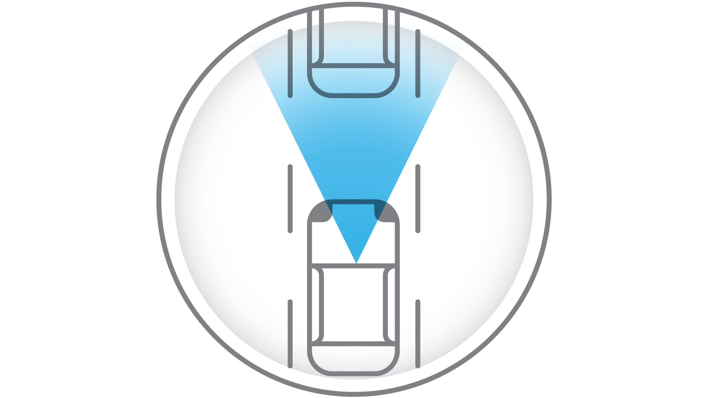 Automatic Emergency Braking Icon