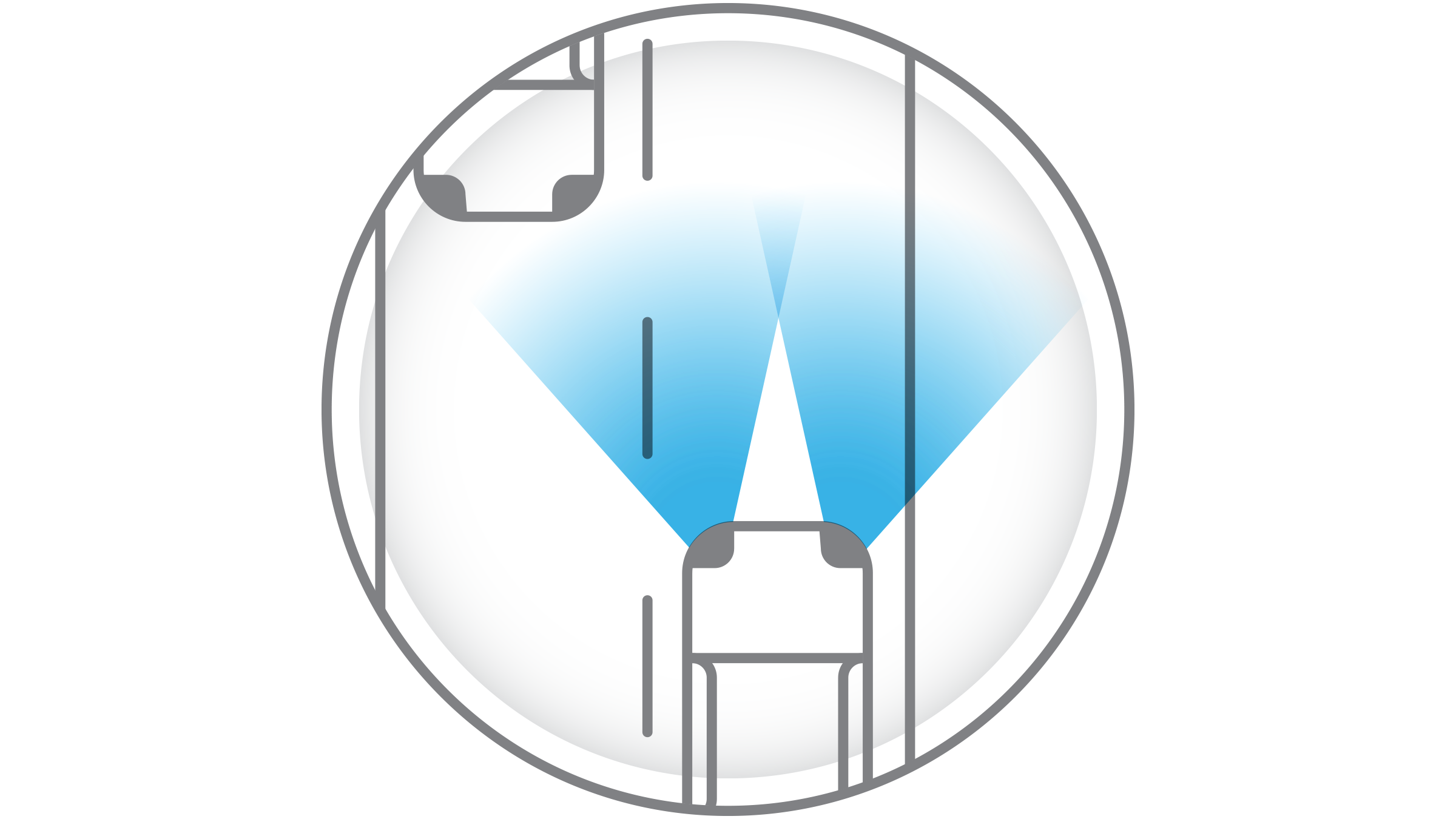 High Beam Assist Icon