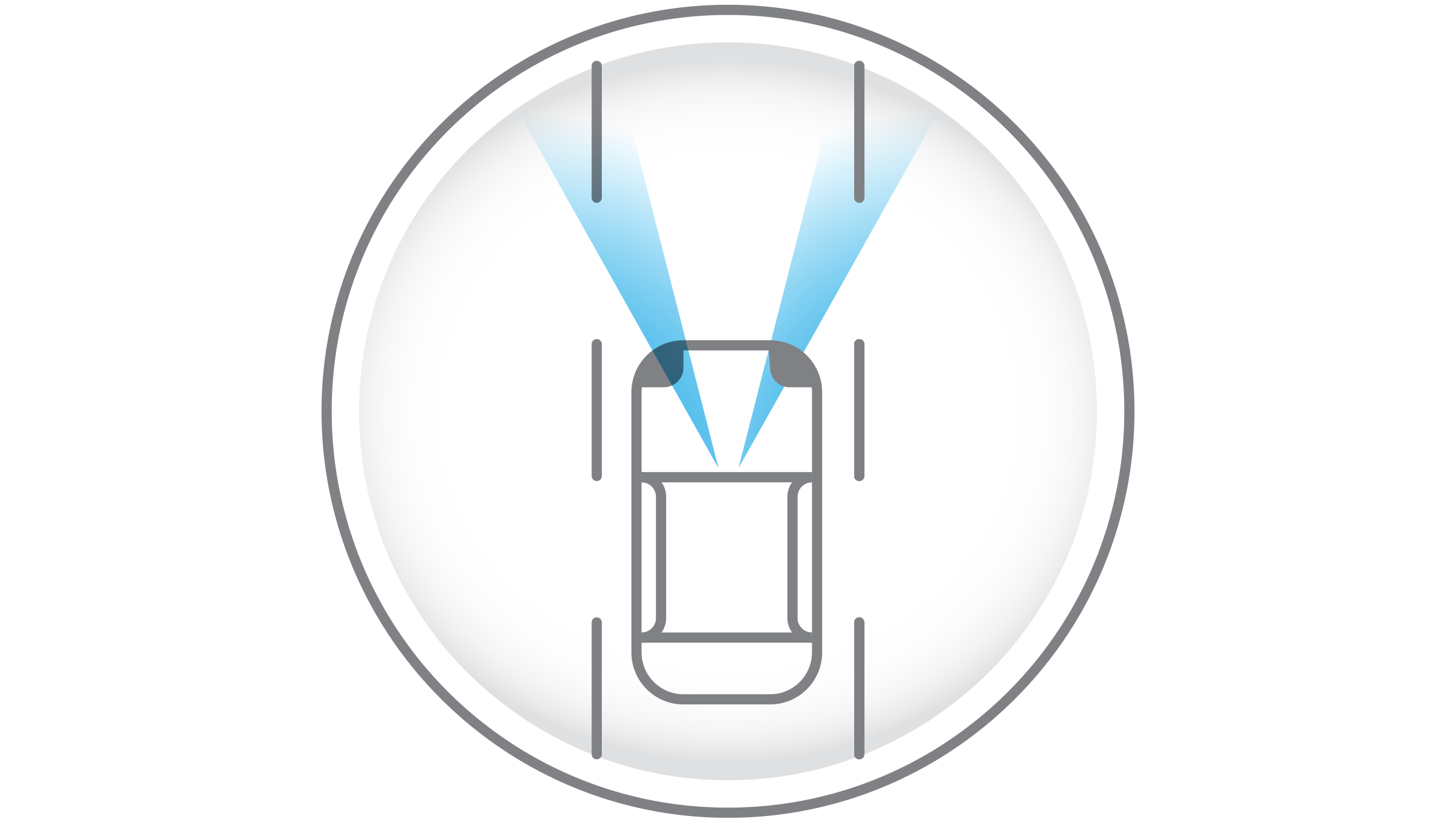 Intelligent Lane Intervention Icon